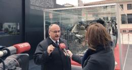 Başkan Hasan Can, TRT Haber'de
