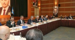 Başbakan Binali Yıldırım, AK Parti İstanbul İl Başkanlığında