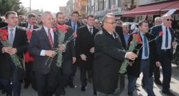 """Mustafa Ataş, Ümraniye """"Sevgi Yürüyüşü""""ne katıldı"""