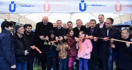Üsküdar Belediyesi, Kısıklı Mahalle Muhtarlık binasını yeniledi