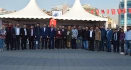 AK Parti Kadıköy'den tam saha referandum markajı