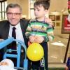 """Türkmen, """"Çocuklarımız Allah'ın bizlere verdiği en büyük nimettir"""""""