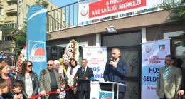 Çekmeköy Belediyesi'nden bir Aile Sağlığı Merkezi daha