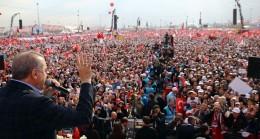 Cumhurbaşkanı Erdoğan, Yenikapı'da milyonlara seslendi