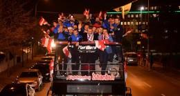 Sancaktepe Belediyespor şampiyon