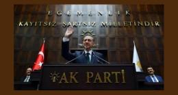 AK Parti'nin Kurucu Lideri Erdoğan, dümenin başına geçiyor