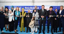 Tuzla'da 'Üretebilen Çocukların Köyü' projesi hayata geçti