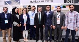 Üsküdar Belediyesi, İstanbul Gençlik Festivali'ne katıldı