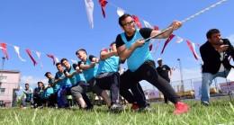 Sancaktepe Gençlik Oyunları başladı