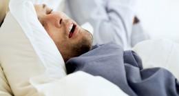 Uyku apnesinin ölüm riski var!