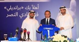 Cesare Prandelli Dubai'de