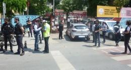 İstanbul polisinden okul önlerinde uyuşturucu uygulaması