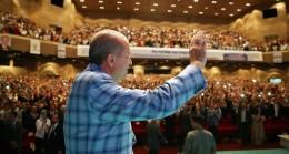 Cumhurbaşkanı Erdoğan, İstanbul Teşkilatlarıyla Bayramlaştı