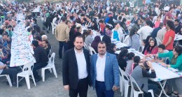 Diyarbakırlılar, Üsküdar'da 'Gönül Sofrası'nda bir araya geldi