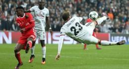 Şampiyonlar Ligi'nin en güzel golü Cenk Tosun'dan