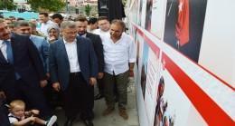 15 Temmuz'u anı defterine yazanlar Üsküdar'da sergileniyor