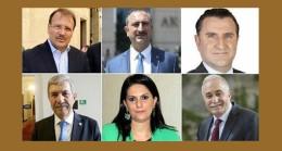 Bakanlar Kurulu'na altı yeni isim