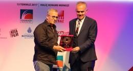 Çekmeköy Belediyesi 'İhanet ve Direniş 'kısa film ödülleri sahiplerini buldu
