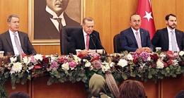 """Erdoğan, """"Kudüs'teki Harem-i Şerif tüm İslam aleminin onurudur, namusudur"""""""