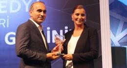 Hande Fırat'a 'Cesur Medya' ödülü
