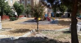 Ümraniye Belediyesi parkları yeniliyor