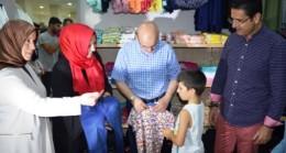 Beykoz Belediyesi, Beykozlu 6 bin çocuğun yüzünü güldürdü
