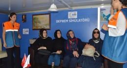 Beykoz Kent Konseyi'nden deprem eğitimi
