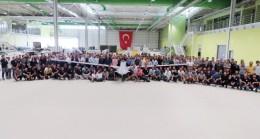 Cumhurbaşkanı Erdoğan, Baykar Makina'nın tesislerini ziyaret etti