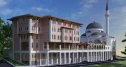 Eyüp Belediyesi, külliyeli camiler inşa ediyor