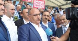 "Hasan Can, ""FETÖ'cu zalimlere karşı burdayız"""