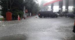 İstanbul yağmura direniyor!