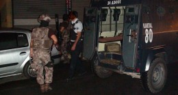 Sultanbeyli'de uyuşturucu operasyonu