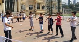 TÜGVA Kadıköy'den örnek yaz okulu