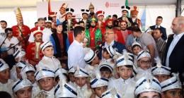 Ümraniye Belediyesi'nden bin beşyüz çocuğa sünnet düğünü