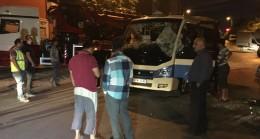 Ataşehir'de kazalar bitmek bilmiyor!
