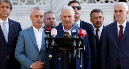 """Başbakan Yıldırım, """"Arakan'da Müslüman oldukları için katledilen kardeşlerimiz var"""""""