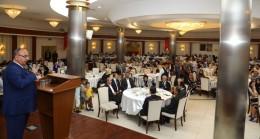 Başkan Hasan Can, Şehit Aileleri ve Gazilerle bir araya geldi