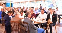 İstanbul Dostluk Derneği'nin dostluk buluşması