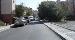 Ümraniye cadde ve sokakları halı gibi