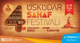 Üsküdar 4'üncü Sahaf Festivali başlıyor