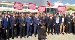 15 Temmuz Şehitler Köprüsü davasını belediye başkanları da takip etti
