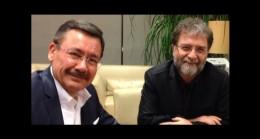 """Ahmet Hakan, """"Diyorlar ki: Melih Gökçek…"""""""