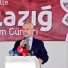 """Mustafa Ataş, """"Doğu'nun incisi Elazığ'ı hak ettiği yere çıkaracağız"""""""