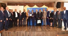 Alıncalılar Başkan Türkmen'le buluştu