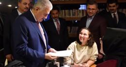 Başbakan Binali Yıldırım'dan Nevmekan'a sürpriz ziyaret
