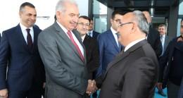 Başkan Can, İBB Başkanı Uysal'ı ağırladı
