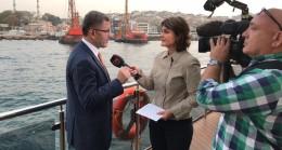 Başkan Türkmen, 'Üsküdar Meydan Projesi'ni canlı yayında anlattı