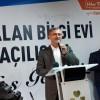 """Başkanı Türkmen """"Durmak yok, hizmete devam"""""""
