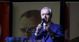 """Mustafa Ataş, """"Güçlü Türkiye'yi hep birlikte inşa edeceğiz"""""""