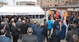 """Ümraniye Belediyesi de """"Arakan'a Yardım Evi'ni Uzat""""tı"""